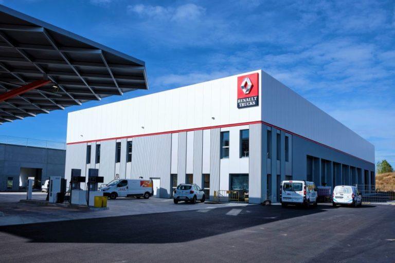 Renault Trucks refuerza su presencia en Cataluña con un nuevo punto de servicio