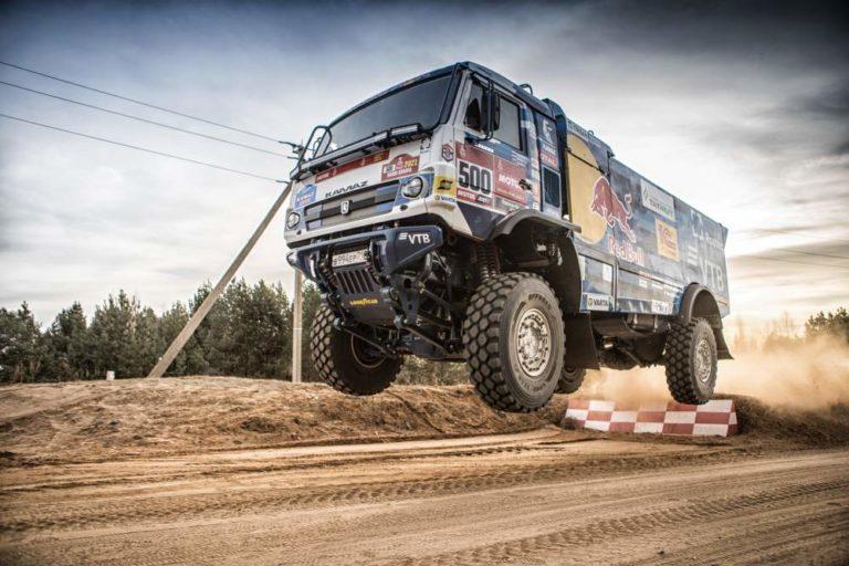 El equipo Kamaz Master lo tiene todo listo para el Dakar 2021