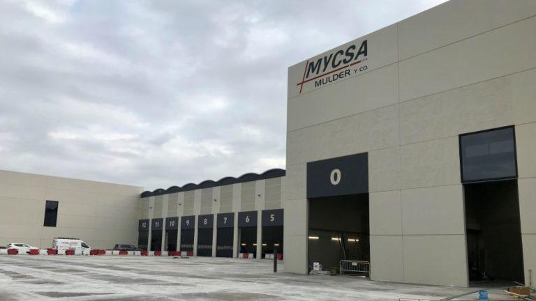 Mycsa estrena instalaciones en San Fernando de Henares