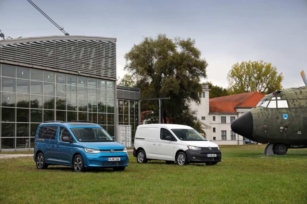 Volkswagen Caddy 5ª generación