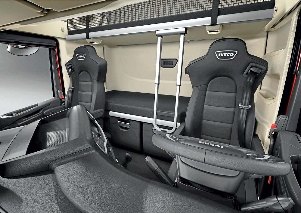 Iveco S-Way AS