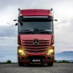 Mercedes-Benz Actros GigaSpace
