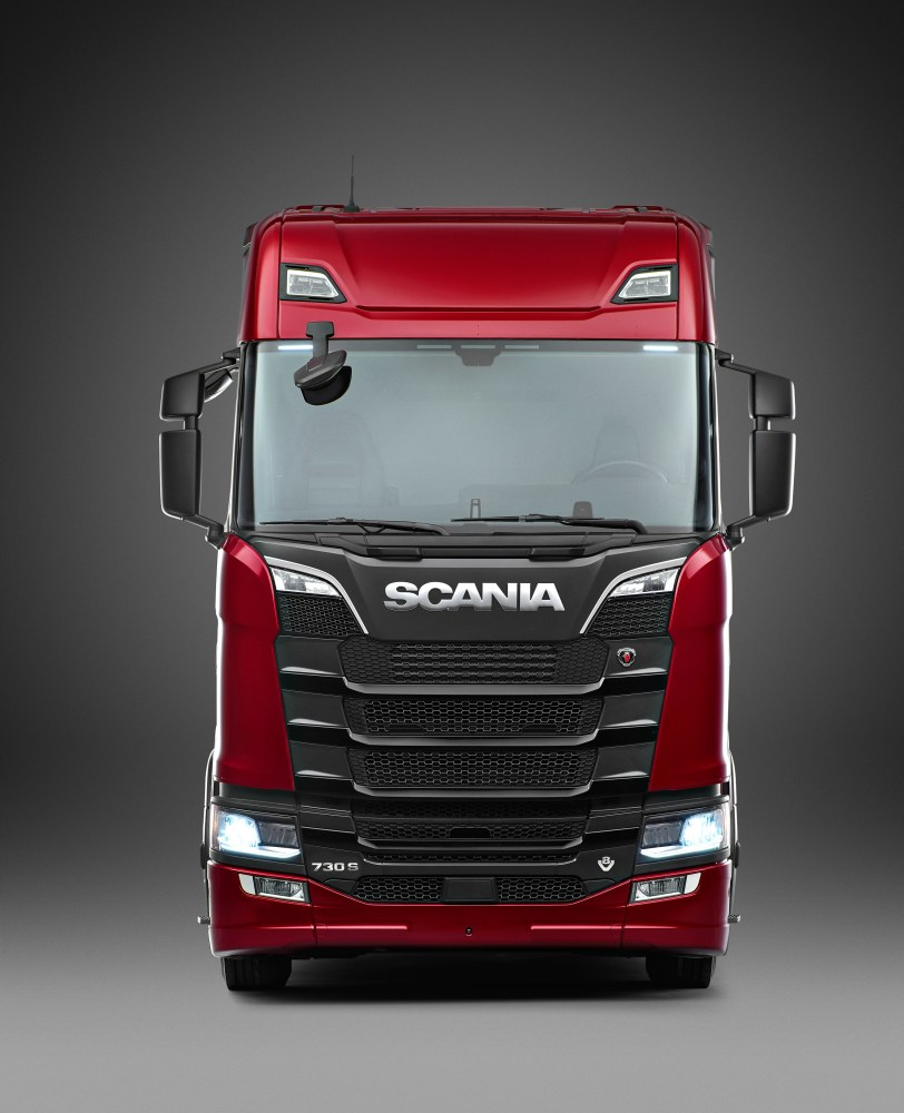 Scania S Highline