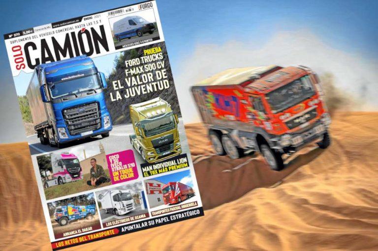 Venta revista Solo Camión 370