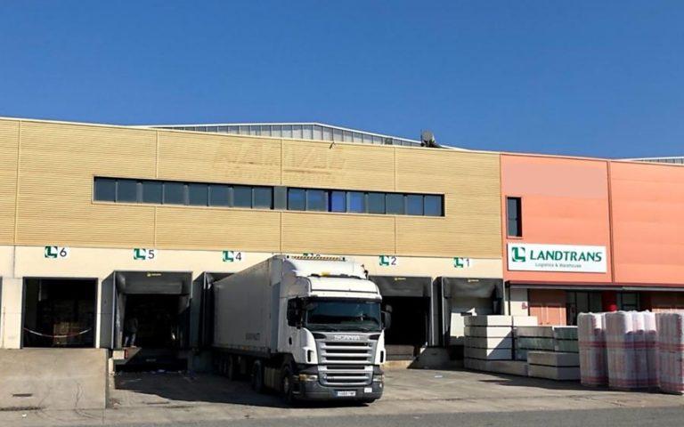 Landtrans ZAL Sevilla