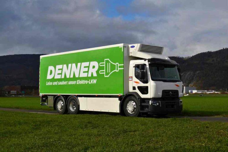 Renault Trucks D Wide Z.E. Rhyner