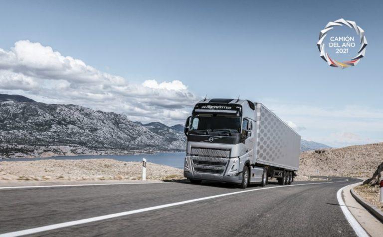 La nueva gama Volvo FH se hace con el premio Camión del Año 2021