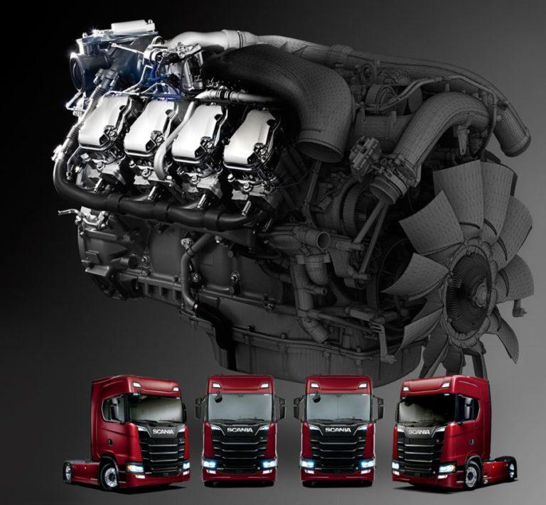Un Scania V8 con 10.000 euros de descuento