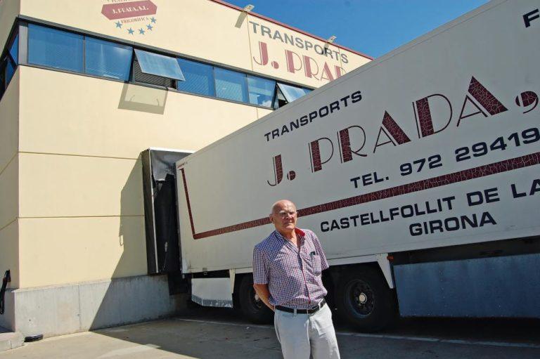 Joan Prada Compta, de acompañante a empresario
