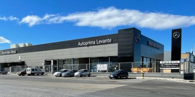 Nuevo servicio posventa Mercedes-Benz y Fuso en Quart de Poblet