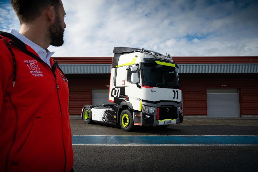 Renault Trucks T 01 Racing