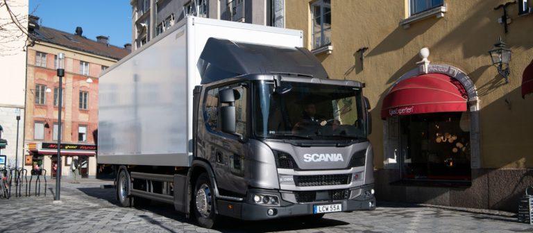 scania EAS