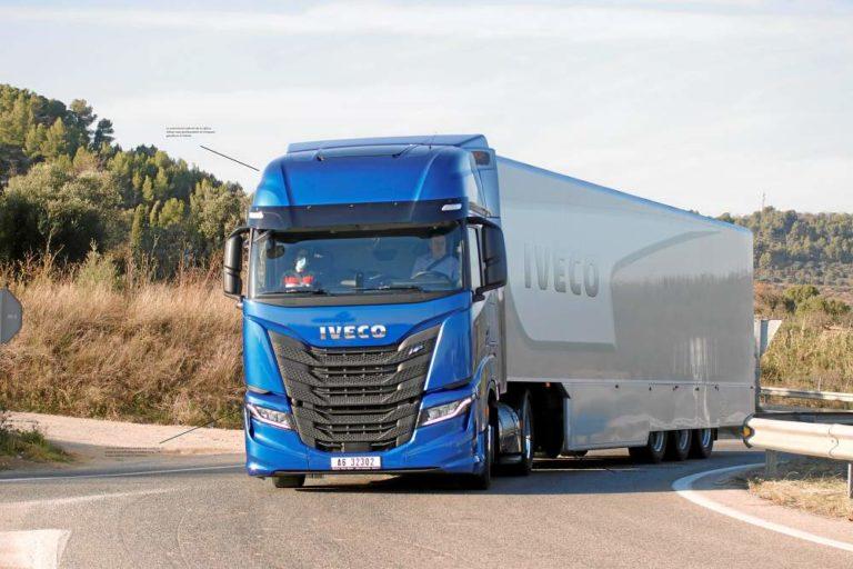 Iveco S-Way NP 460 CV