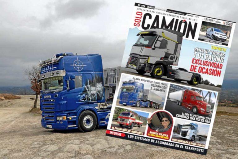 Venta Revista Solo Camión 372