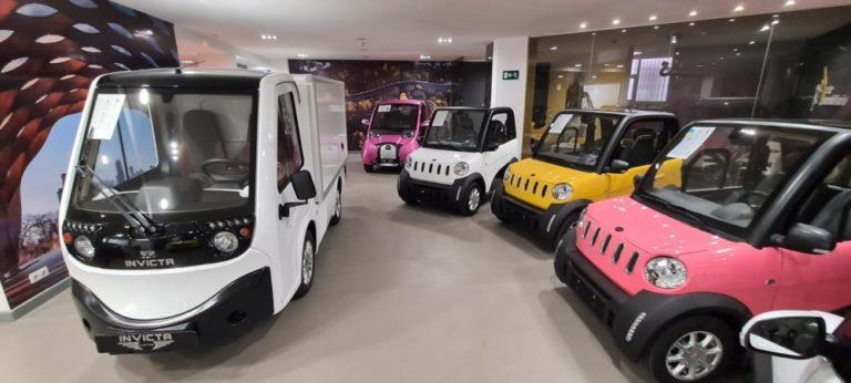 La marca española Invicta Electric comercializa sus modelos en Islandia