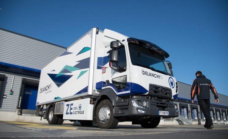 Renault Trucks Grupo Delanchy