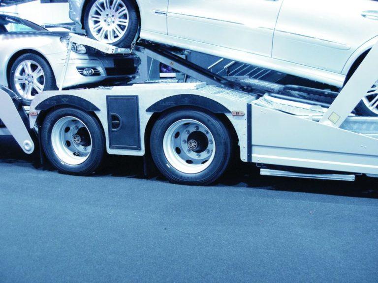 BPW amplía el uso de cañas de eje huecas en ejes direccionales y autodireccionales