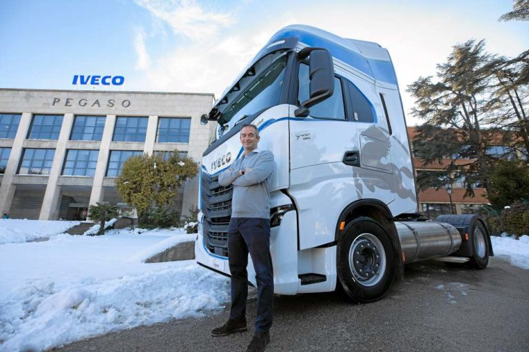 Ruggero Mughini Iveco