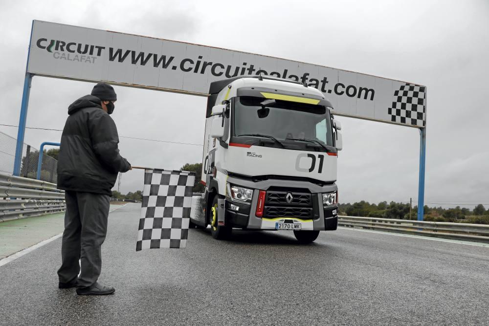 Renault Trucks T Racing