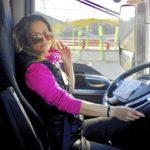 Soy camionera Verónika Tzvetanova