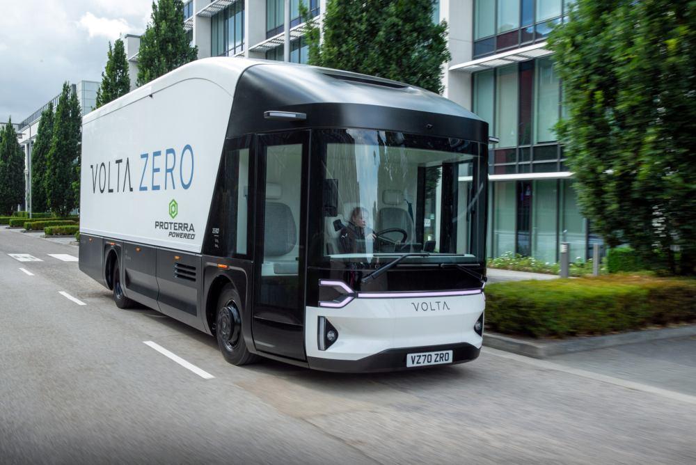 Volta Trucks Zero