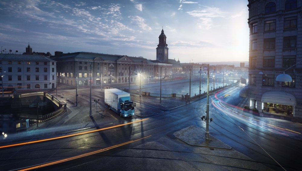 Volvo Trucks Electromovilidad