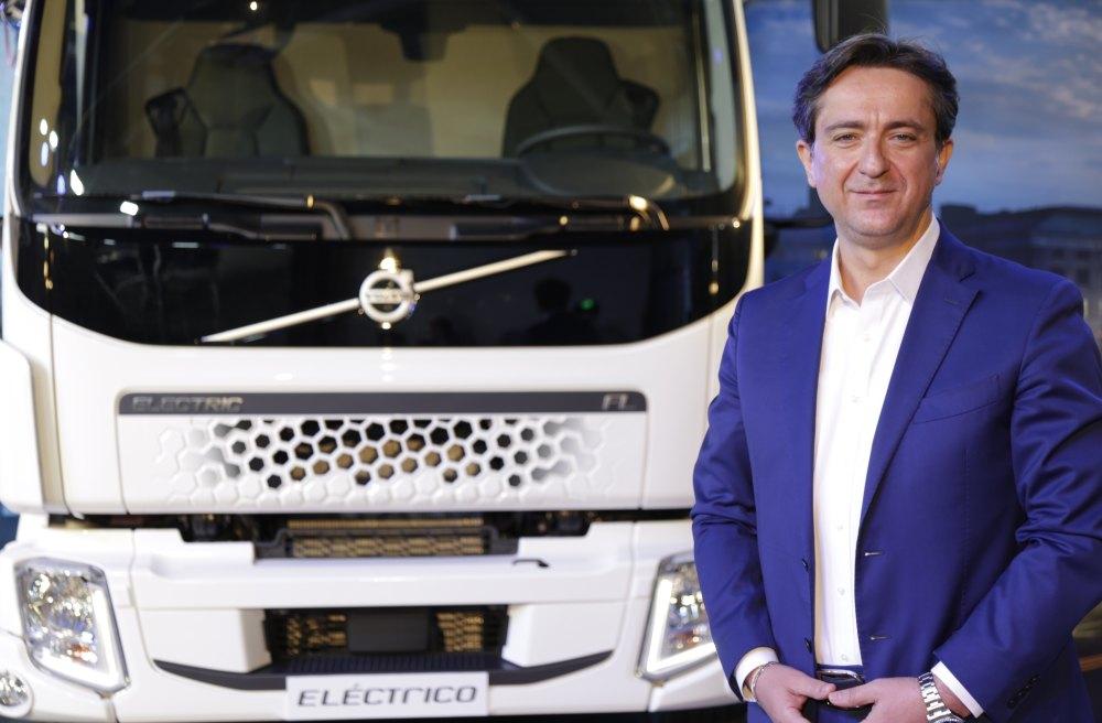 Giovanni Bruno Volvo Trucks Electromovilidad