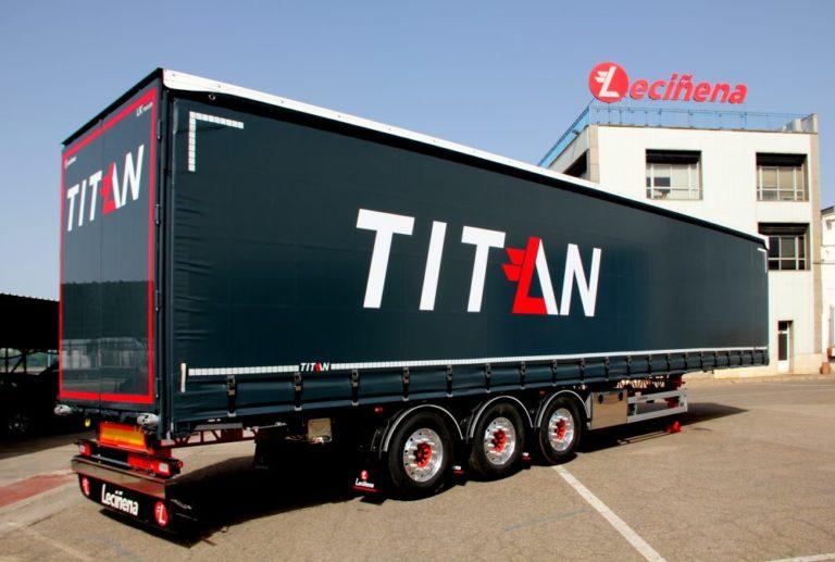 Leciñena TITAN