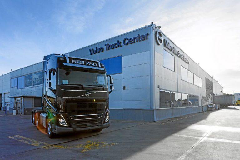 Volvo Truck Center Valdemoro