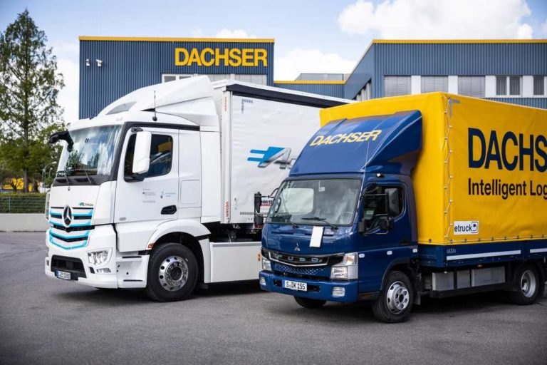 Dachser Emission Free Delivery