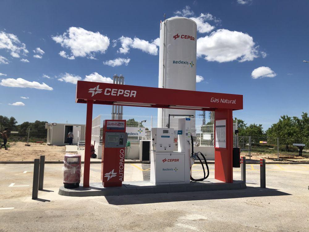 Gasinera Cepsa Redexis Cuenca