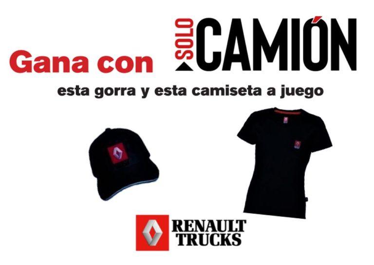 Sorteo Renault Trucks