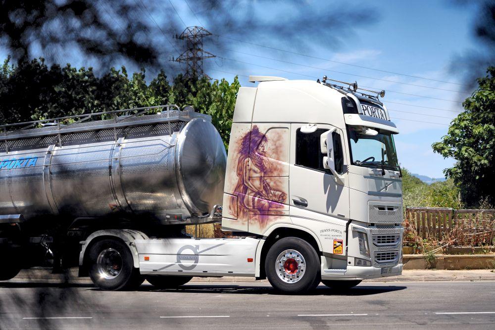 Volvo FH TransPorta