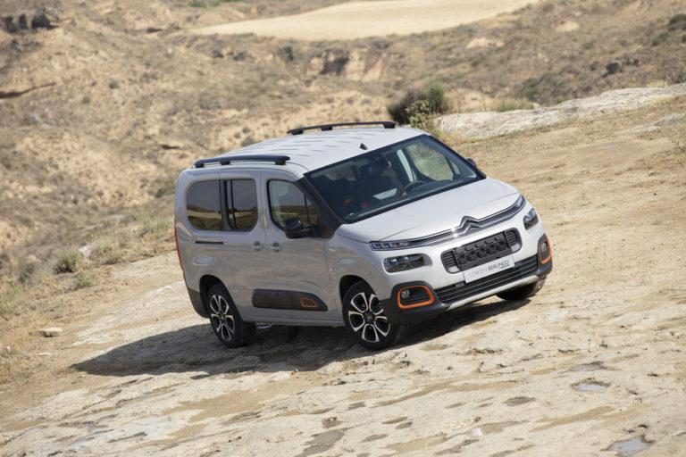 Citroën Berlingo by Tinkervan, camperización con acento español
