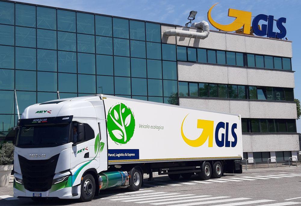 Iveco S-Way GNL de GLS