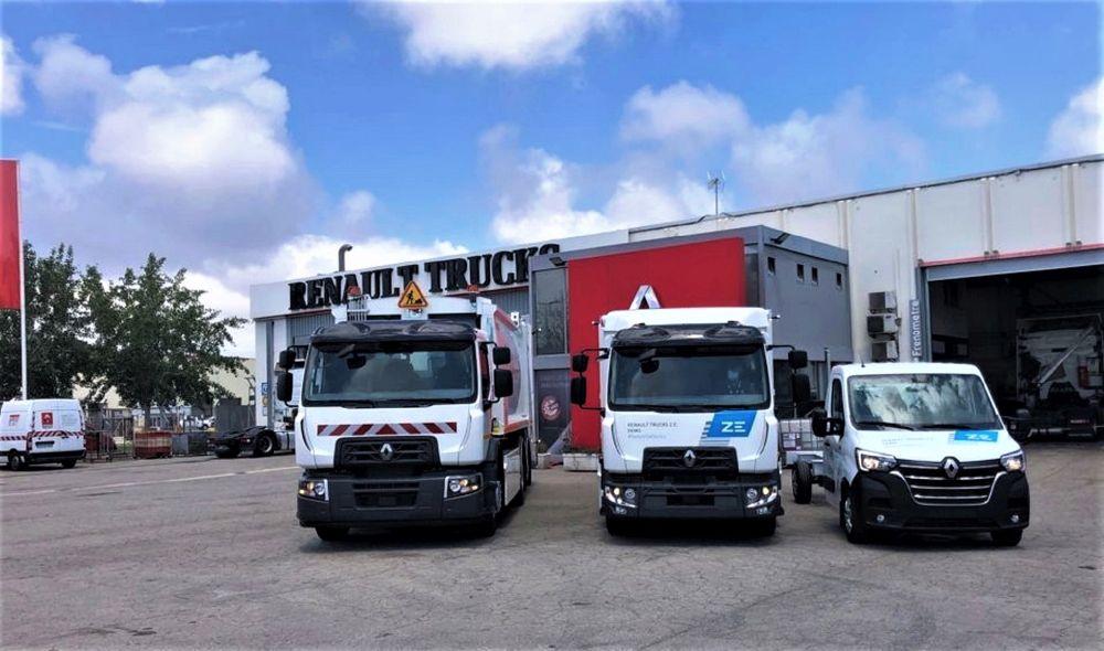 Renault Trucks ZE Ready
