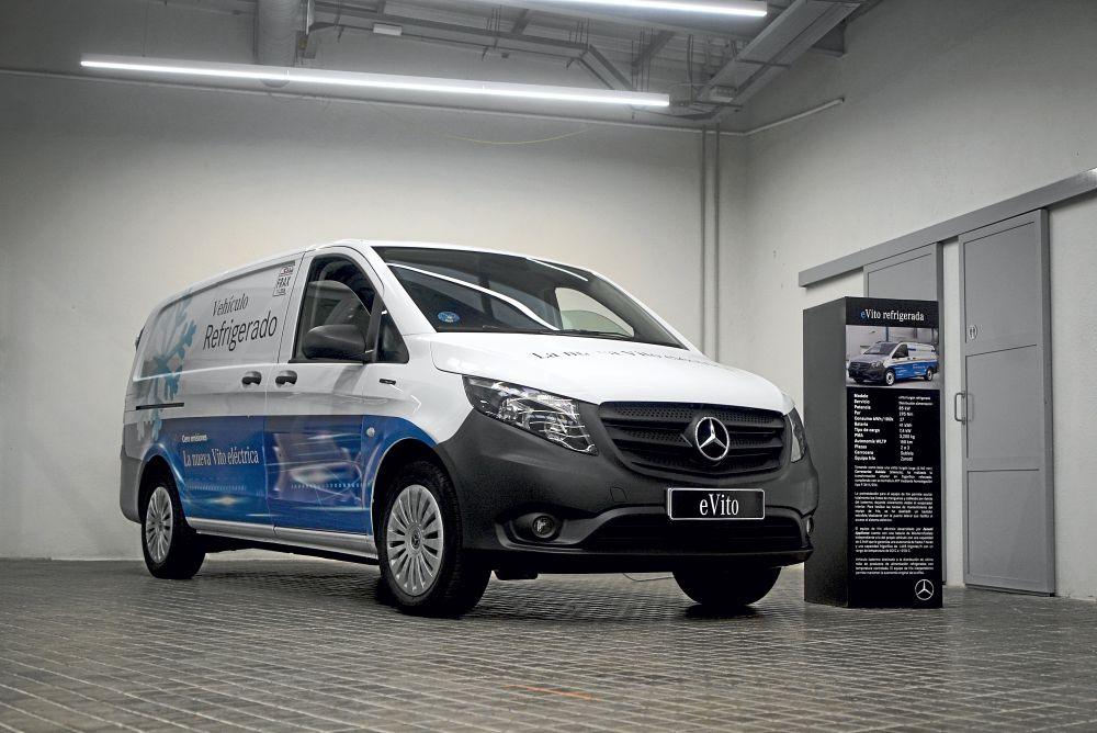 Mercedes-Benz eVans
