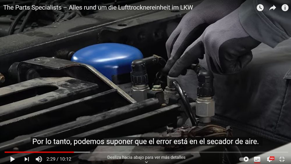 Parts Specialists Diesel Technic