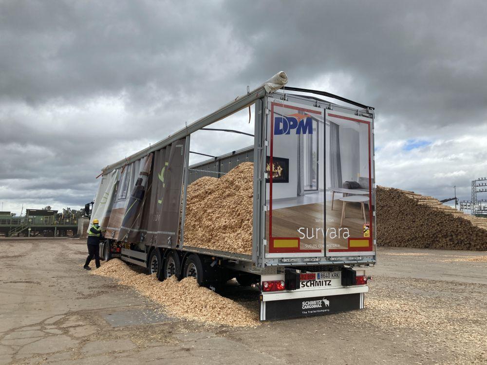 Astilleras Schmitz Cargobull De Pedro Molinero