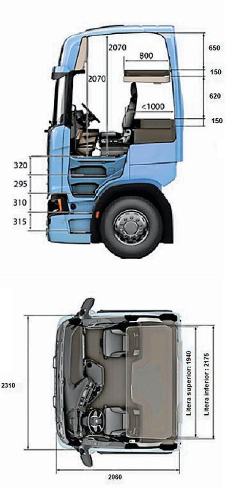 Scania 540 S