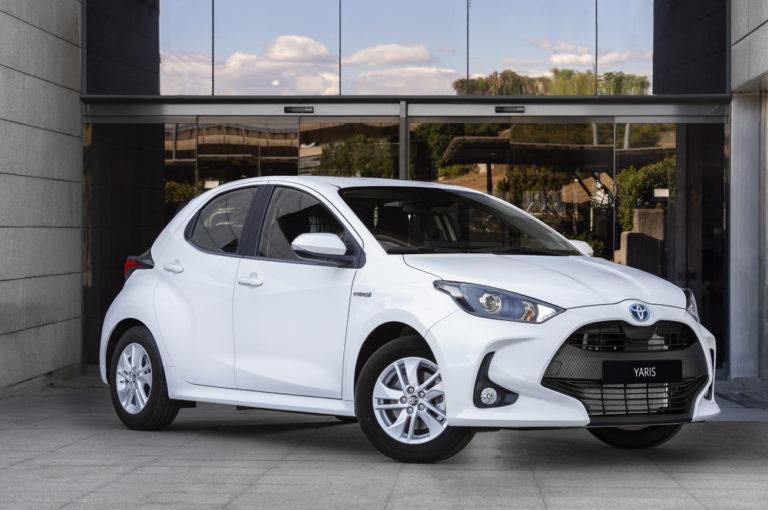 Toyota España presenta su nuevo Yaris Electric Hybrid ECOVan
