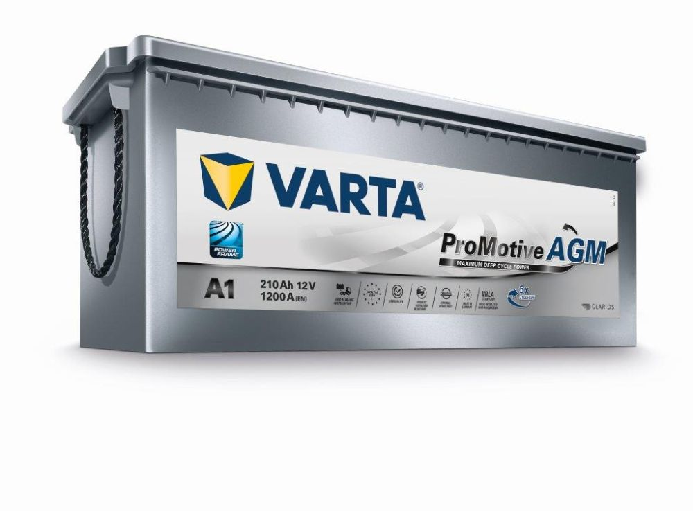 Varta ProMotive AGM