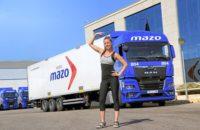Camionera Sara Varela
